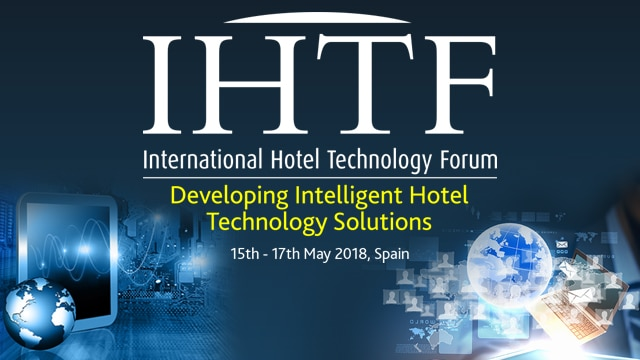 IHTF 2018, IHTF, International Hotel Technology Forum, Dinggly, call for service